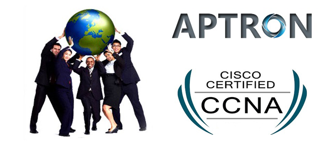 Best Project based 6 Months Industrial Training on CCNA in Gurgaon