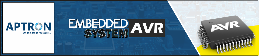 Best embedded-system-with-avr training institute in gurgaon