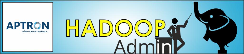hadoop admin gurgaon training institute