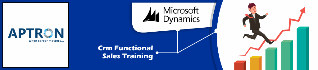 Best ms-dynamics-crm-functional-sales training institute in gurgaon